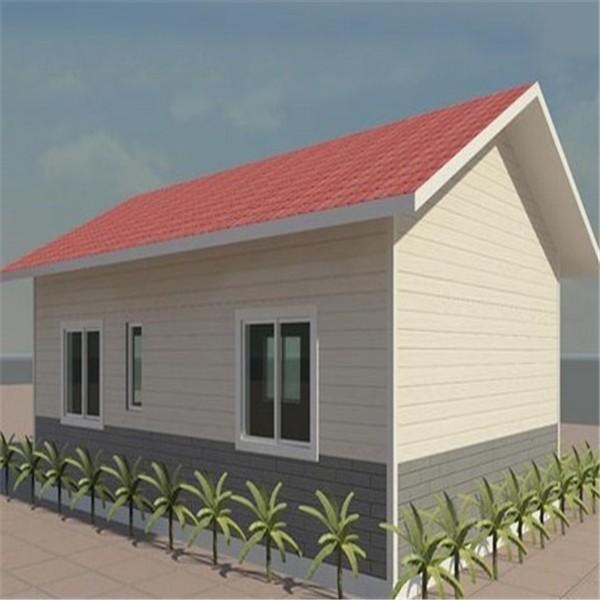Acero estructural de casa prefabricada - Acero casas prefabricadas ...