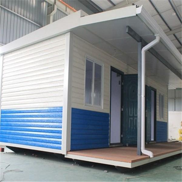 Acero estructural de casa prefabricada - Casa prefabricada acero ...