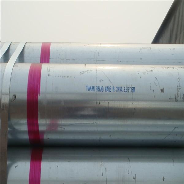 Bs1397 tubo de acero galvanizado en buen precio de china - Tubo redondo acero ...