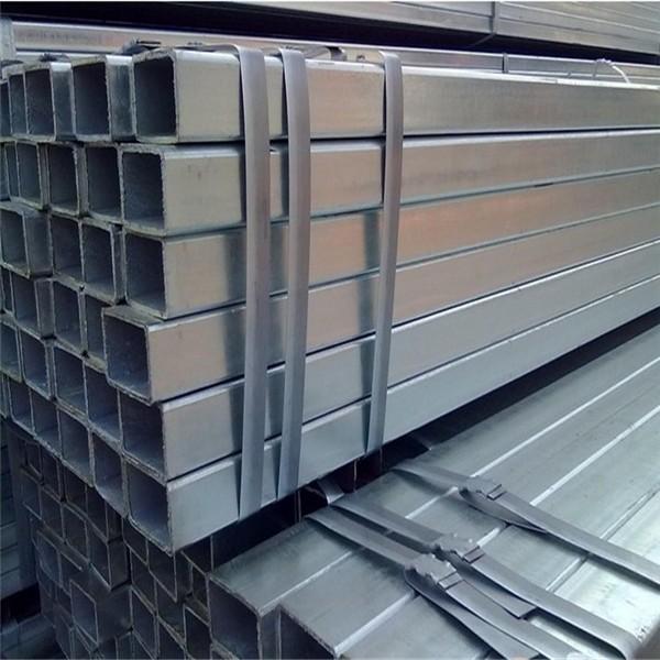 Tuber a rectangular galvanizado por inmersi n en caliente - Acero galvanizado precio ...