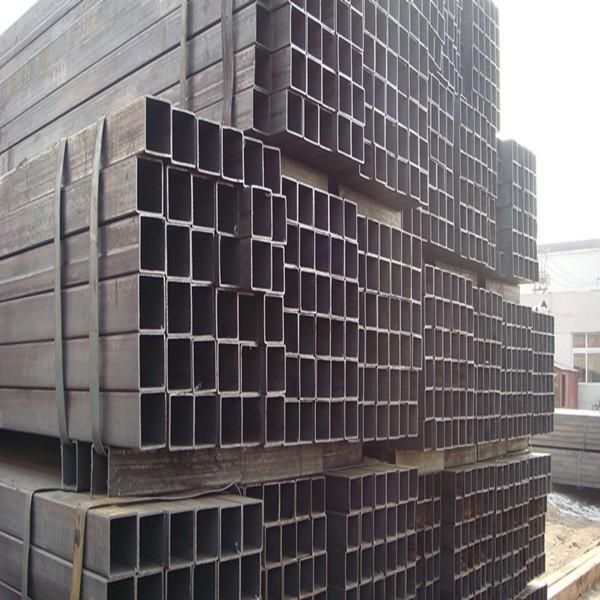 Perfil de acero estrutural cuadrado revestimiento de paredes - Tubos cuadrados acero ...
