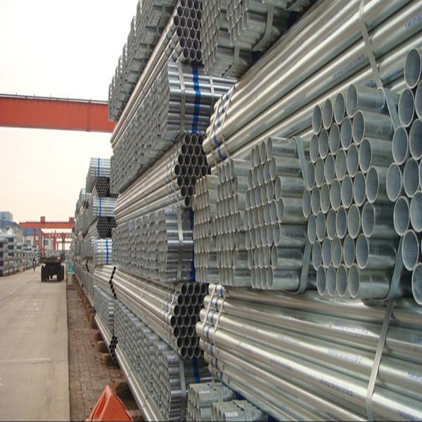 Bs1397 tubo de acero galvanizado en buen precio de china - Acero galvanizado precio ...